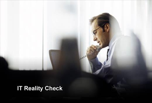 Third-Quarter IT Reality Check – Budgets, Hiring, Trends - slide 1