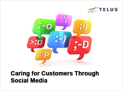 Five Best Practices for Social Media Care - slide 1