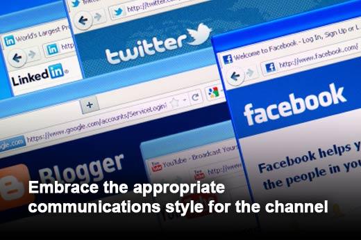 Five Best Practices for Social Media Care - slide 3
