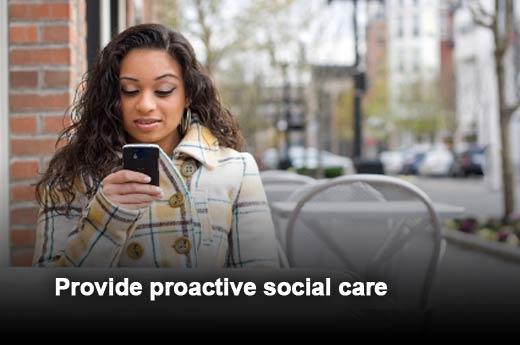 Five Best Practices for Social Media Care - slide 6