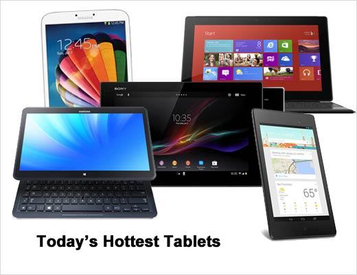 Twelve Hot New Tablets Hitting the Market - slide 1