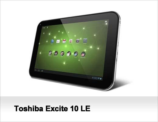 2012's Hottest New Tablets - slide 3