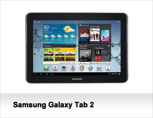 2012's Hottest New Tablets - slide 4