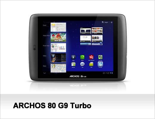 2012's Hottest New Tablets - slide 9
