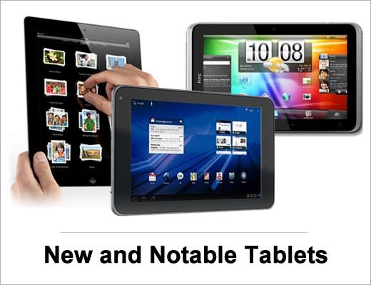 10 Hot New Tablets - slide 1