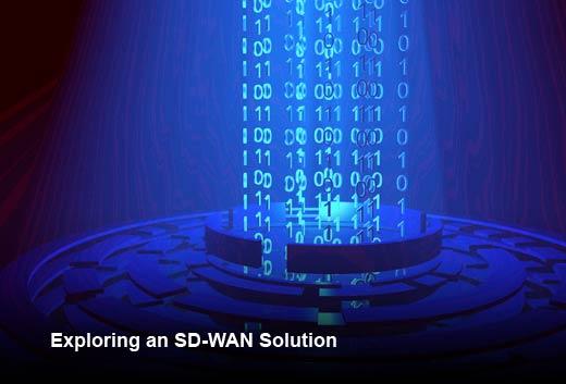 5 Benefits Your SD-WAN Solution Should Provide - slide 1