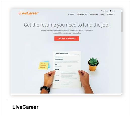Nine Online Tools to Update Your Resume - slide 2