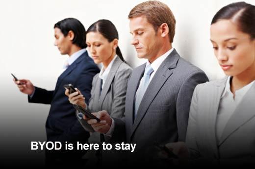 Eliminating the CIOs' BYOD Blind Spot - slide 2