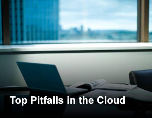The Top Six Cloud Computing Pitfalls to Avoid - slide 1