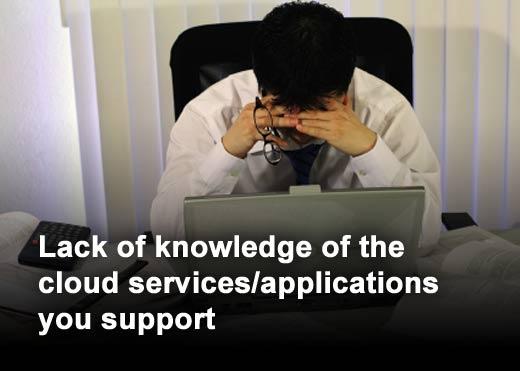 The Top Six Cloud Computing Pitfalls to Avoid - slide 4