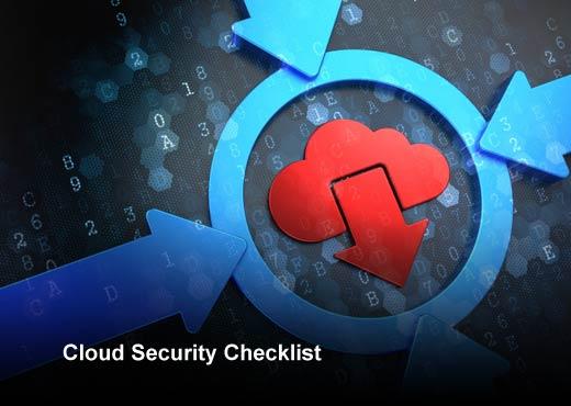 Key Security Considerations for Enterprise Cloud Deployments - slide 1