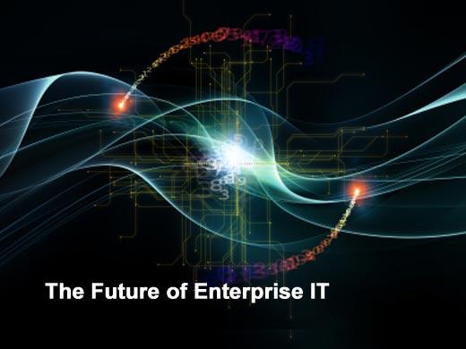 A Time of Great Enterprise IT Change - slide 1