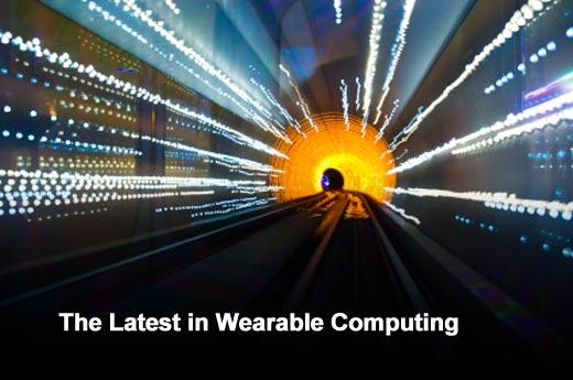 The Latest Fashion – Wearable Computers - slide 1