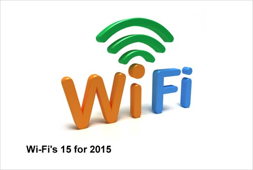 Fifteen Wi-Fi Predictions for 2015 - slide 1