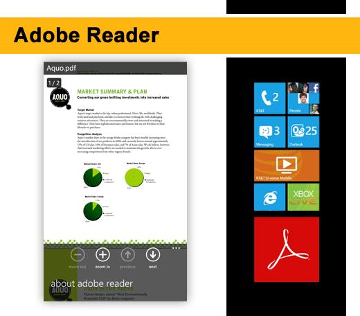 15 Hot Windows Phone 7 Productivity Apps - slide 2