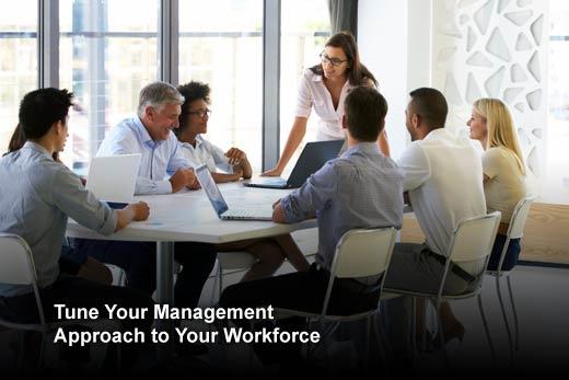 5 Tips for Managing a Multi-Generational Workforce - slide 1