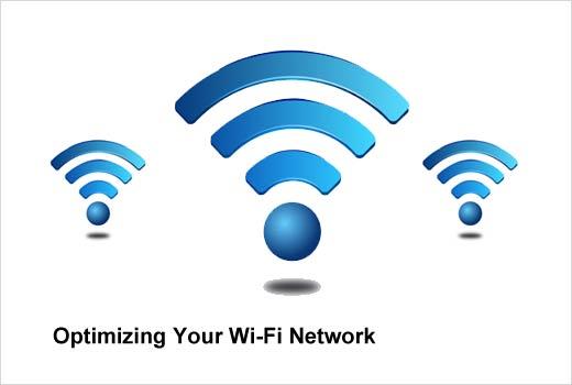 Five Ways to Optimize Enterprise Wi-Fi - slide 1