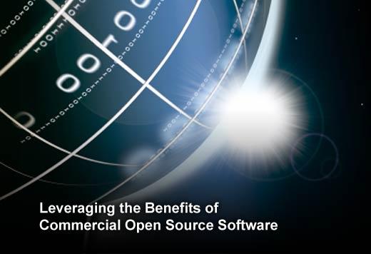 Six Ways Open Source Benefits Your Business - slide 1
