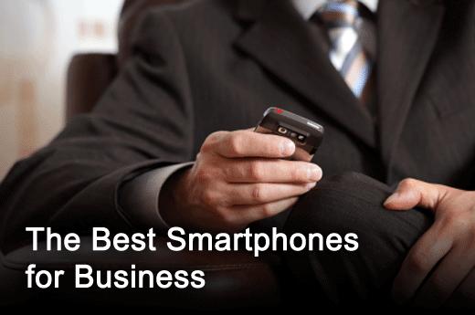 Smartphones that Work for Business - slide 1