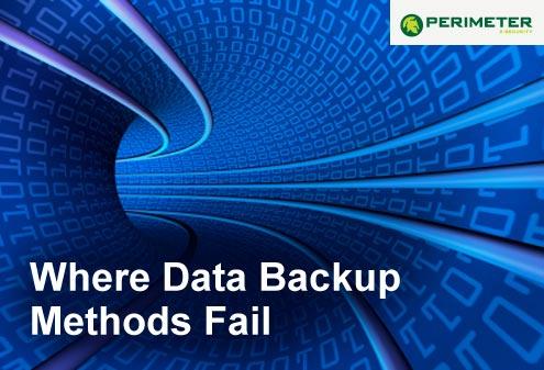 Top 10 Pitfalls of Traditional Data Backup Methods - slide 1