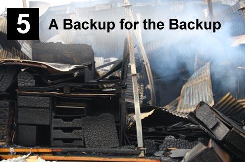 Top 10 Pitfalls of Traditional Data Backup Methods - slide 6