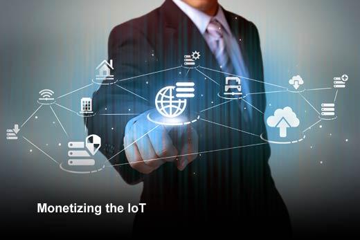 5 Strategies for IoT Monetization - slide 1