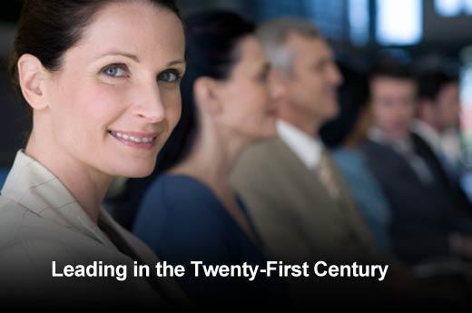 Seven Evolving Leadership Qualities for the Twenty-First Century - slide 1
