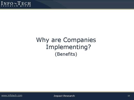 SharePoint Brings a Wide Range of Benefits - slide 5