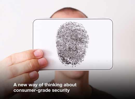 Biometrics: Moving Far Beyond Fingerprints - slide 2