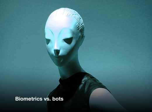 Biometrics: Moving Far Beyond Fingerprints - slide 7