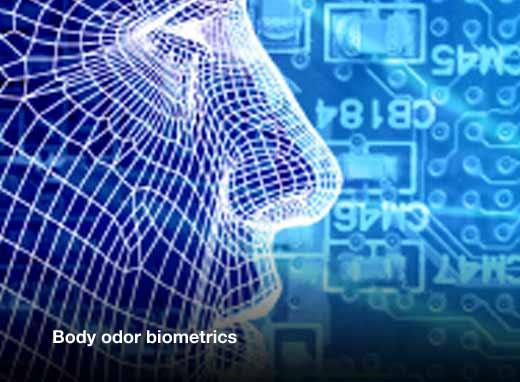Biometrics: Moving Far Beyond Fingerprints - slide 8