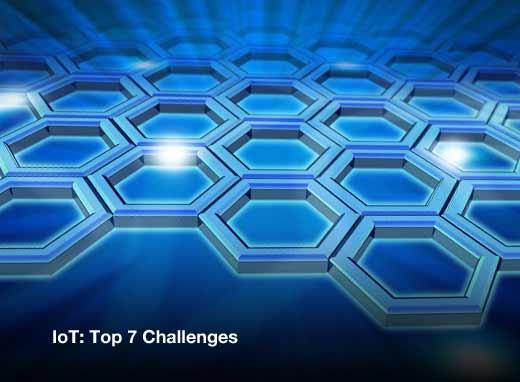 IoT: Top 7 Challenges - slide 1