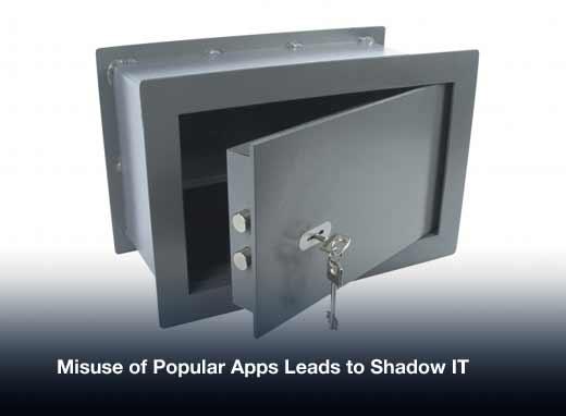 How Risky Behaviors Hurt Shadow IT Security - slide 3