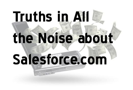 How Salesforce.com Brings Success to the Cloud - slide 1