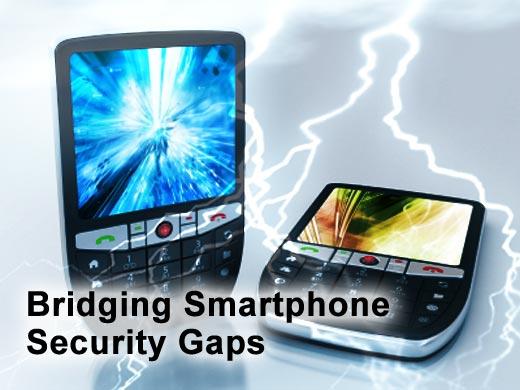 Smartphone Security Gaps Exposed - slide 1