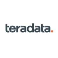 Teradata Database data warehouse software logo.